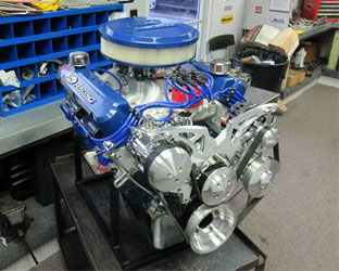 Ford engines proformance unlimited inc Cleveland motors inc